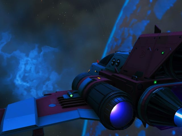 No Man's Sky Beyond Makes A Great First Impression, Except For The Bugs