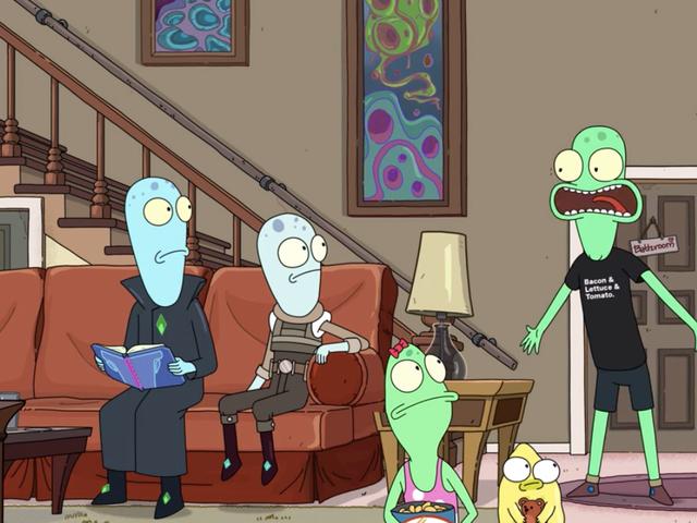 Ten zwiastun dla Solar Opposites Justina Roilanda ma kosmitów, heroinę i nastolatki zombie