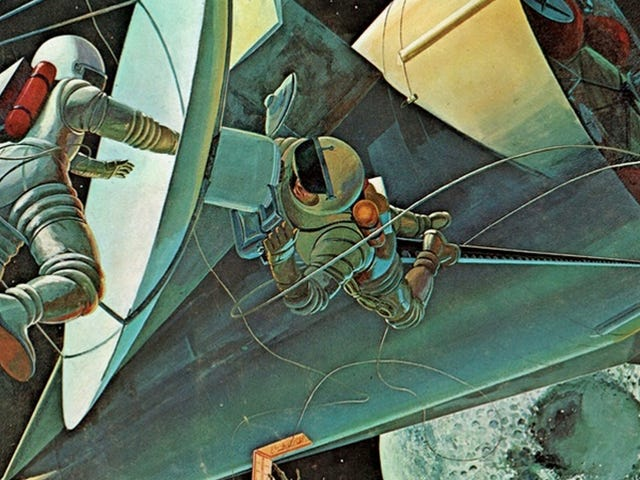 Old Predictions About Space Travel Can Be Super Depressing in 2018