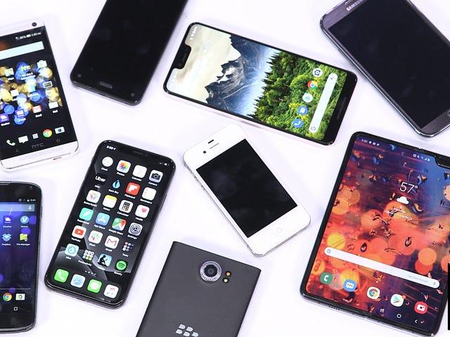 Vuosikymmenen tärkeimmät puhelimet