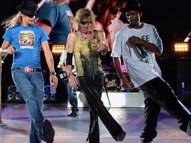 Führen Sie DMC aus, um sich Aerosmith für Grammys Performance anzuschließen
