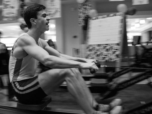 Empat Latihan Latihan yang Boleh Anda Lakukan pada Mesin Rowing