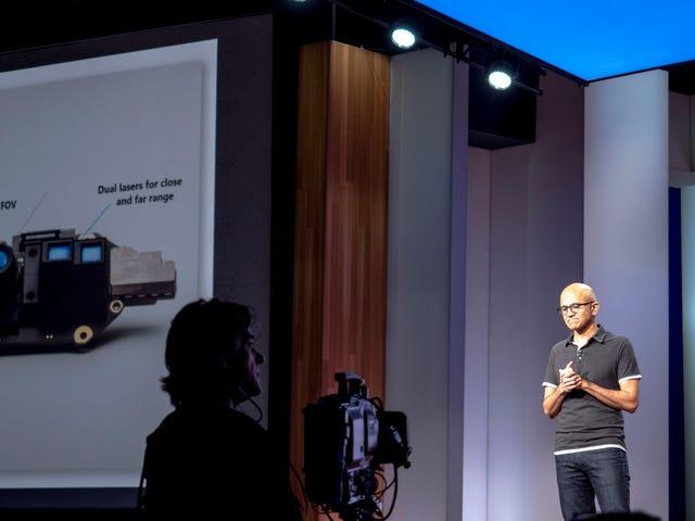 Microsoft Kinect Refuses to Die