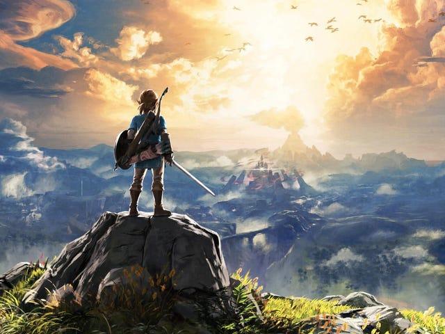 "Report: Nintendo Asking Studios To Make Switch Games ""4K-Ready"""
