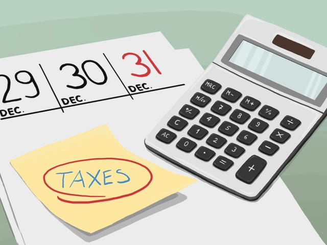 Tutto quello che dovresti fare alla fine dell'anno per ottimizzare le tasse del 2015