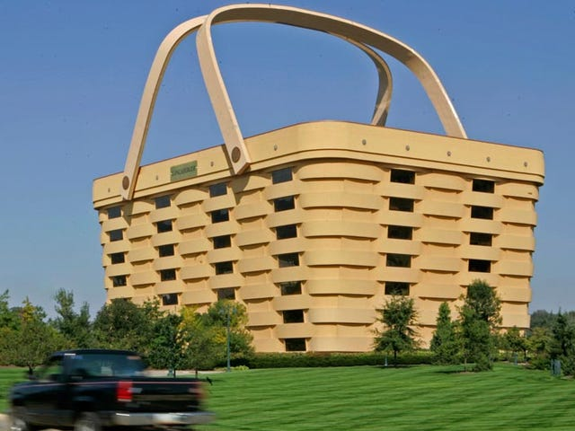 Unsellable 196-Foot Picnic Basket Marked Down to $5 Million