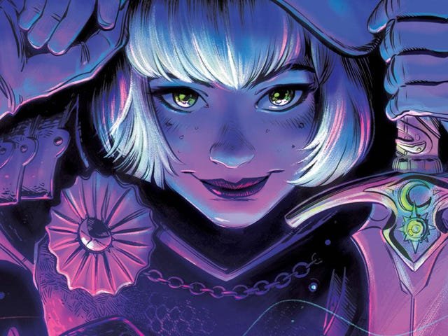 Sabrina The Teenage Witch goes full fantasy hero in her latest reimagining