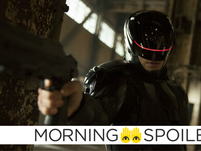 There Could Be a Future For More RoboCop Movies—Just Not in Its Rebooted Form