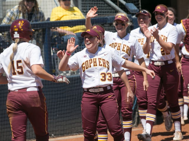 The Top-Ranked Softball Team In The Country Is Somehow Unseeded In The NCAA Tournament