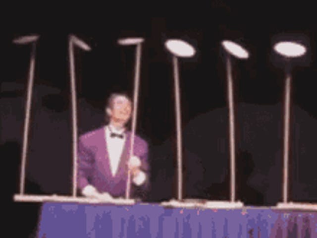 Can O History - The Art of Plate Spinning