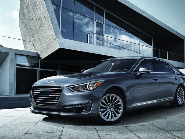 Genesis, Hyundai And Kia Topped Even Porsche In The 2018 JD Power Initial Quality Rankings