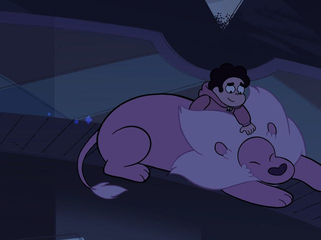 Steven Universe casually shatters its own backstory with a pair of intense, internal episodes