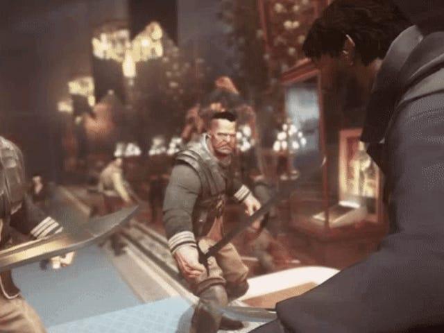 <i>Dishonored 2's</i> नई गेम प्लस प्लेयर्स खिलाड़ियों को कोरवो और एमिली की क्षमताओं को जोड़ती है