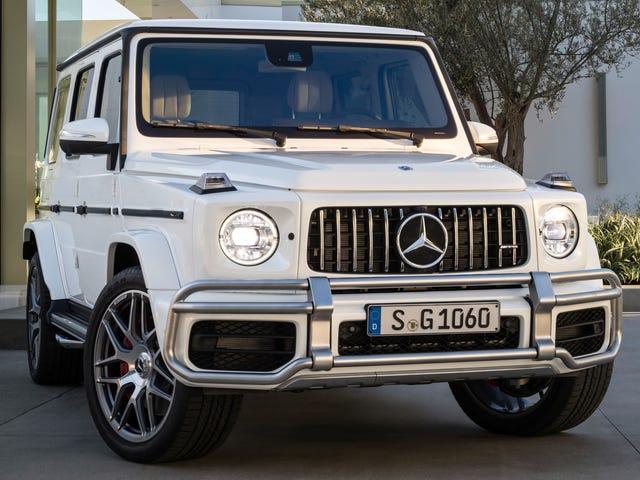 La línea AMG de Mercedes podría reducirse enormemente: informe