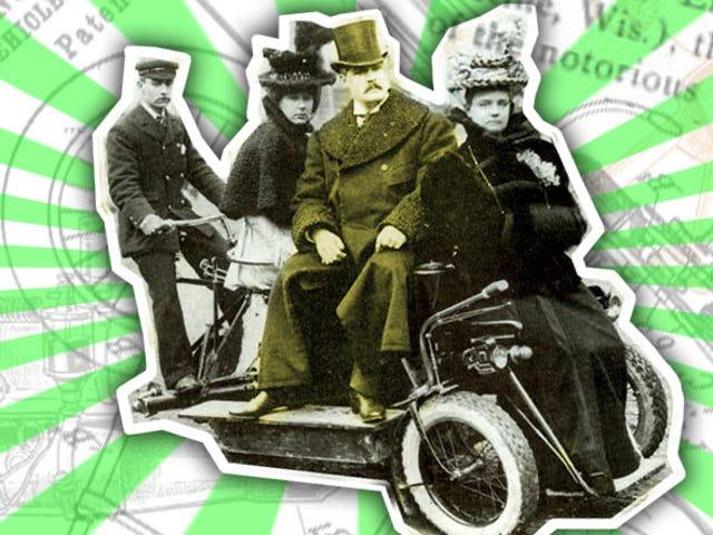 Зустрічайте Оригінальний Автомобільний Чоловік Con Що Сортують Народили Ford