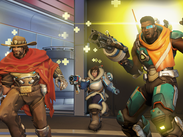 Overwatch's Latest Update Redeems The Game's Competitive Mode