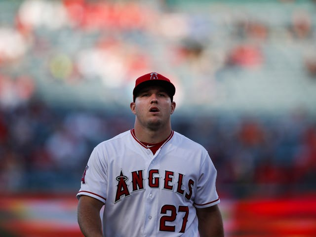 Mike Trout Doesn't Deserve This Shit