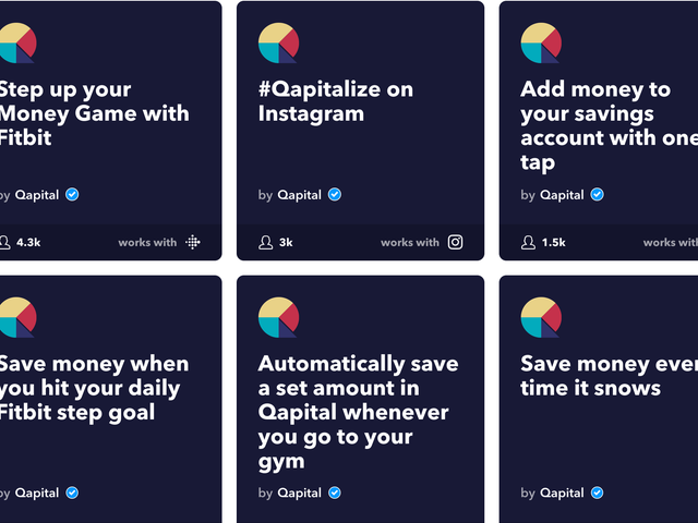 Automate Your Savings With IFTTT