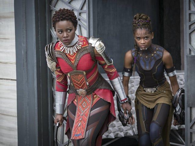 #TeamSupernatural: MeetBlack Panther's Hero Hair Designer, Camille Friend