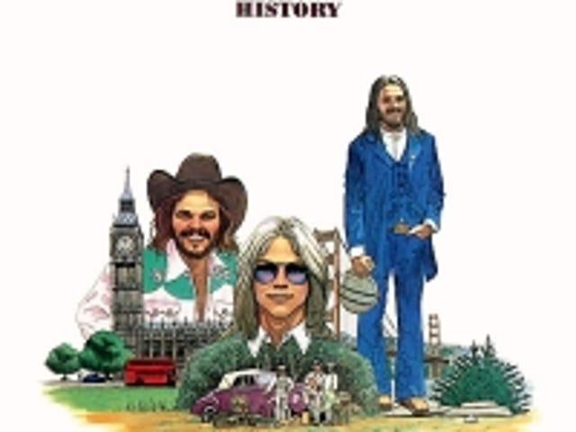 """Can't sleep.. So 70s """"Wuss"""" Rock It Is.."""