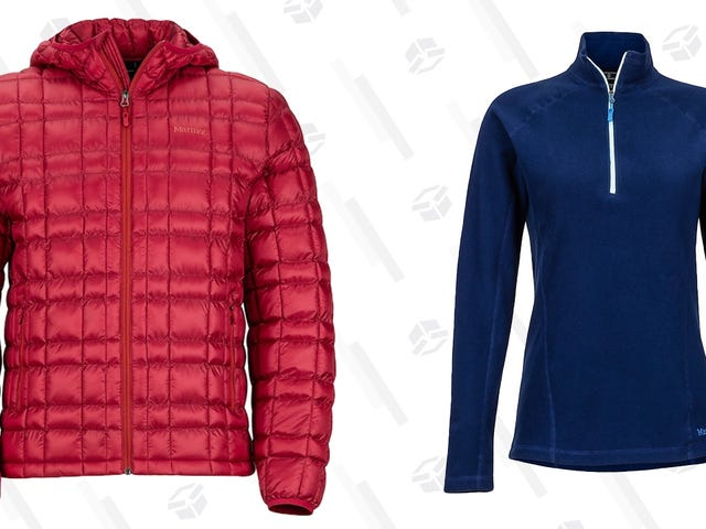 Stay Toasty For Up to 50% Off at Marmot