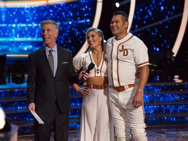 The All-Athlete Dancing With The Stars Is Here And We're Smiling Through It