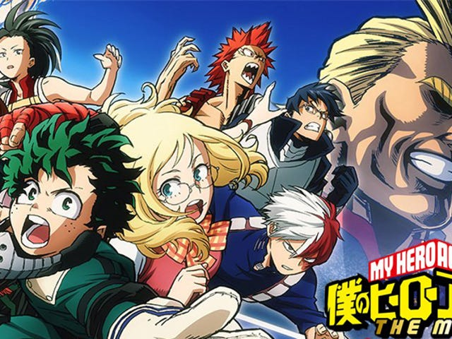 My Thoughts on My Hero Academia the Movie: Two Heroes