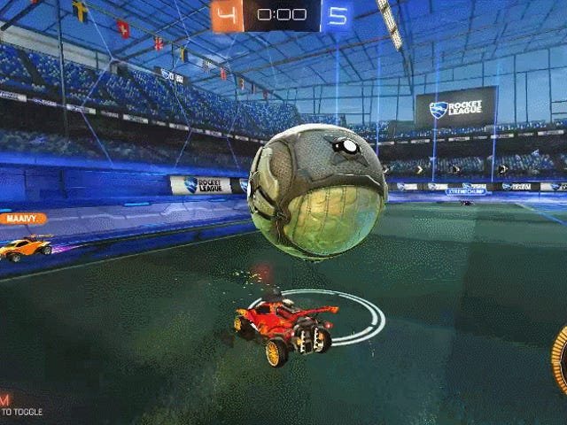 This Is Why You Should Never Give Up In Rocket League