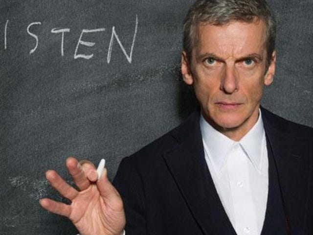 Doctor Who Is 'The Greatest Television Show Ever Made,' According to Steven Moffat