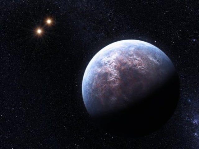Astrónomos descubren un exoplaneta real y potencialmente habitable en el sistema donde Star Trek ubica a Vulcano