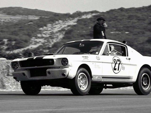 El homónimo del Shelby GT350 es mucho más aleatorio de lo que piensas