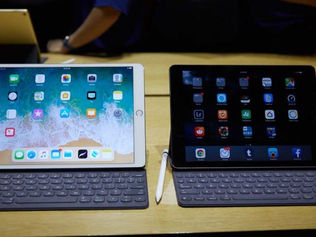 El nuevo iPad Pro destroza los基准:es casi tan potente como un MacBook Pro