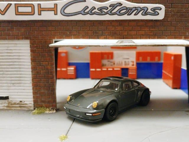 Custom Porsche 964