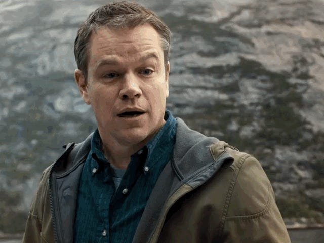 Tiny Matt Damon Lives Large in the First Trailer for Downsizing