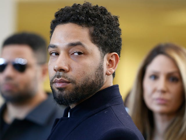 The Petty Continues: Chicago City Says It Will Sue Jussie Smollett, efter at han savnede $ 130.000 tilbagebetaling deadline