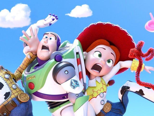 Pixar esconde un huevo de pascua en el trailer de Toy Story 4