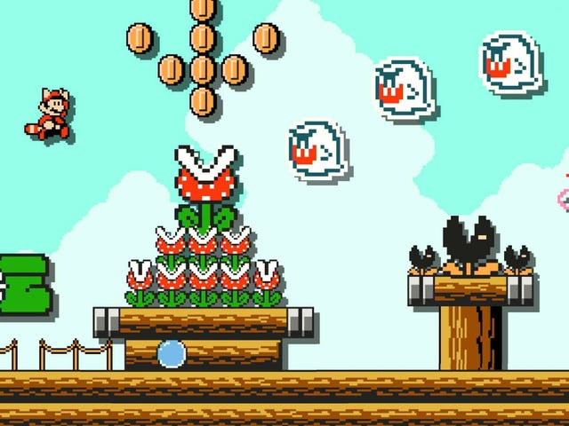 Seven-Year-Old Mario Maker Creator Just Hopes Nintendo Won't Delete His Levels Again