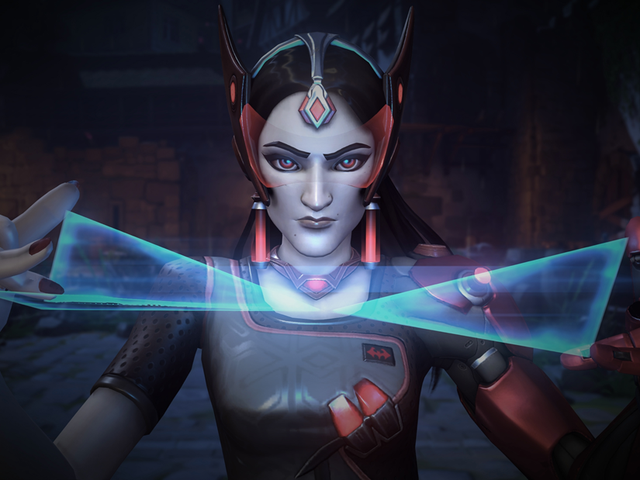 Team Kotaku will be taking new Symmetra for a spin on Overwatch's test server at 8:30 p.m. ET tonigh