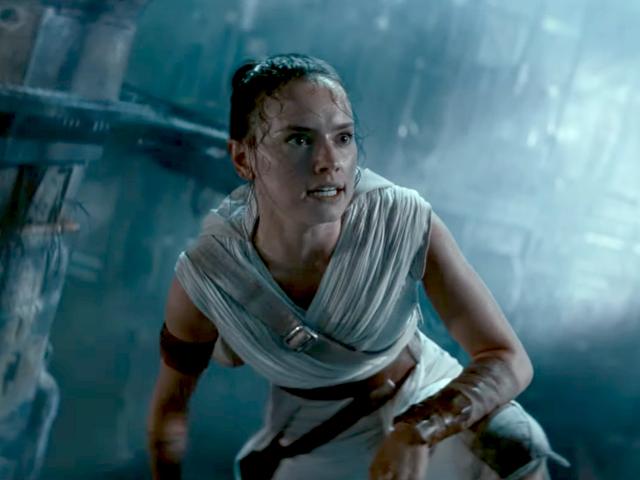 Disney đã phát hành Star Wars: The Rise of Skywalker trên nền tảng kỹ thuật số vài ngày đầu