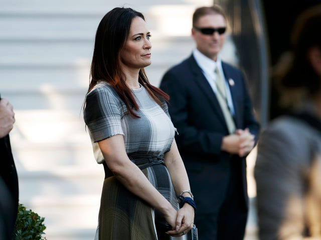 #BeBest? Melania Trump's Spokesperson Tapped to Replace Sarah 'Suckabee' Sanders