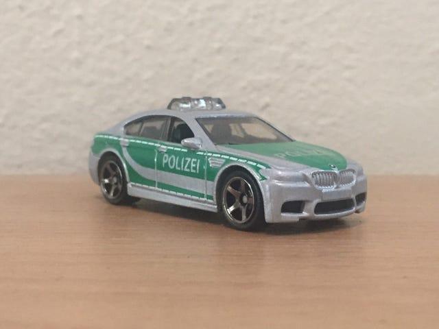 ///M Monday - Fuuu Da Polizei!