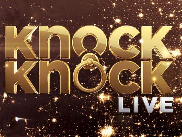 Fox käskee Knock Knock: Live , joten älä huoli, Ryan Seacrest tulee olemaan hyvä