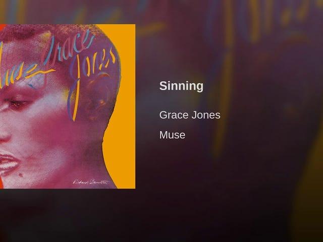 Grace Jones -- 'Sinning'