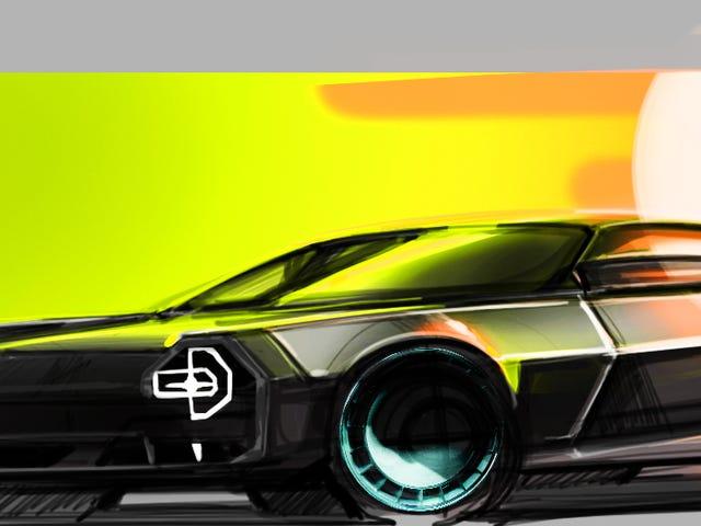 Last DeLorean for now