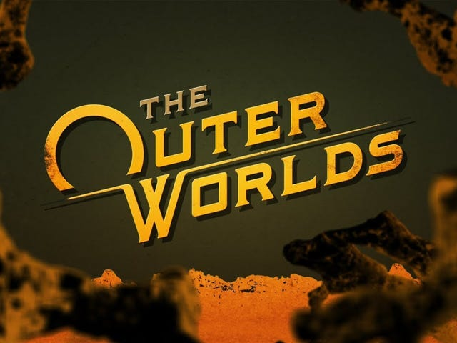 Hype & 'The Outer Worlds'