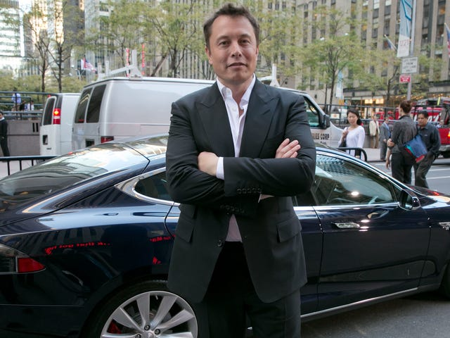 The SEC Is Investigating Elon Musk Over 'Taking Private' Tweets: Report