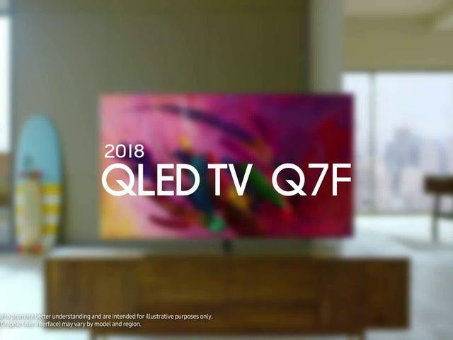 Ahorra $300 o más en los mejores televisores de Samsung [Exclusivo]