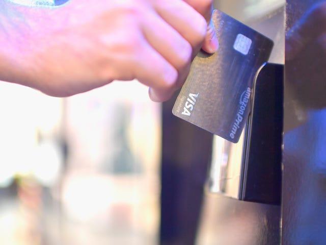 Wszystkie sposoby korzystania z karty kredytowej ujawniają dane osobowe