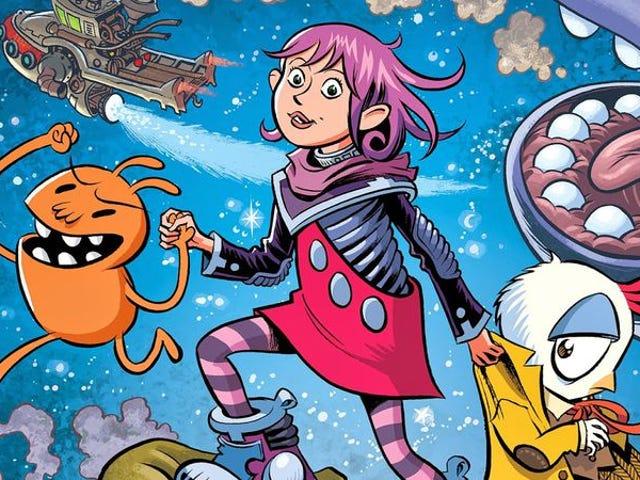 Space Dumplins Thompson ofrece una impresionante aventura cósmica para todas las edades