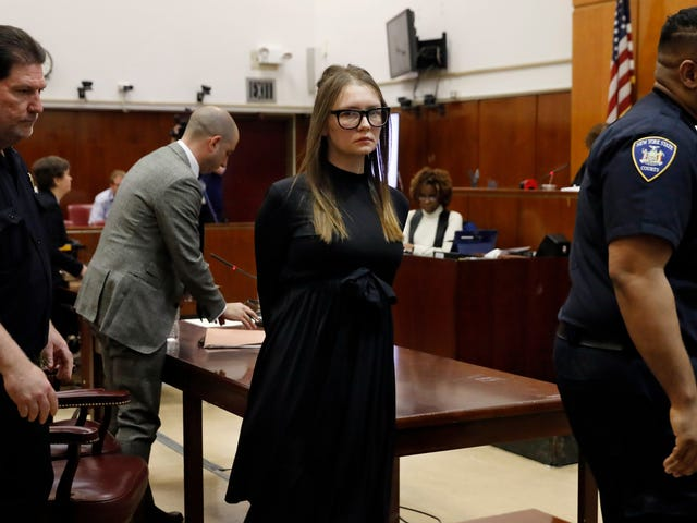 Authorities Upset That 'Soho Grifter' Anna Delvey Could Be Getting a Big Payday From Netflix
